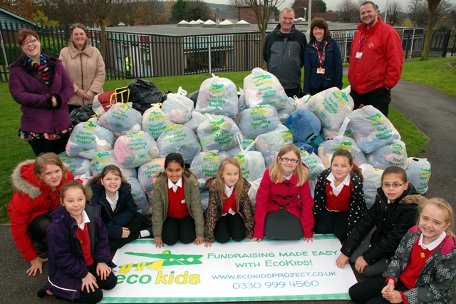 EcoKids Crescent Primary school fundraising collection.jpg